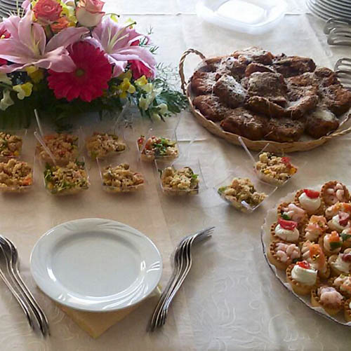 catering messina