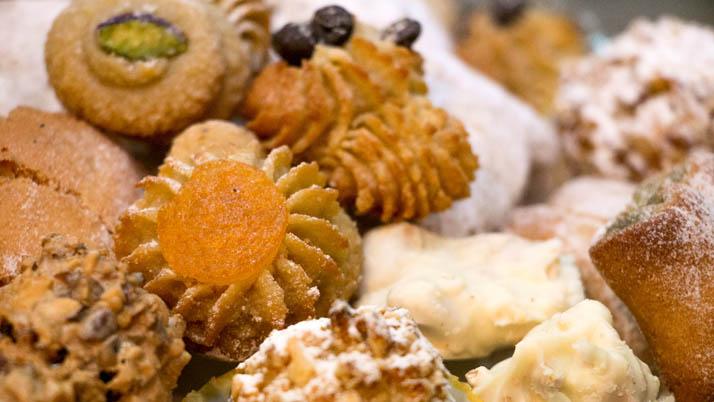 dolci alle mandorle siciliani