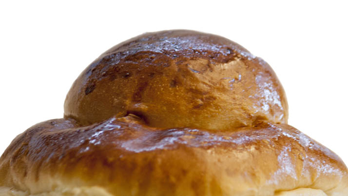 Brioche messinese