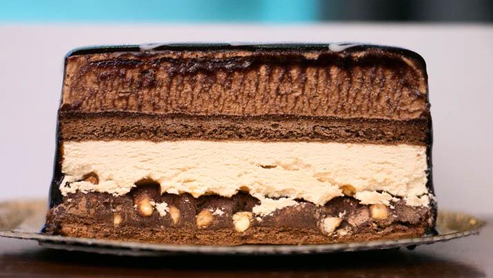Torta Setteveli Gelato