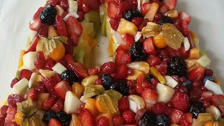 Torta alla Frutta Messina
