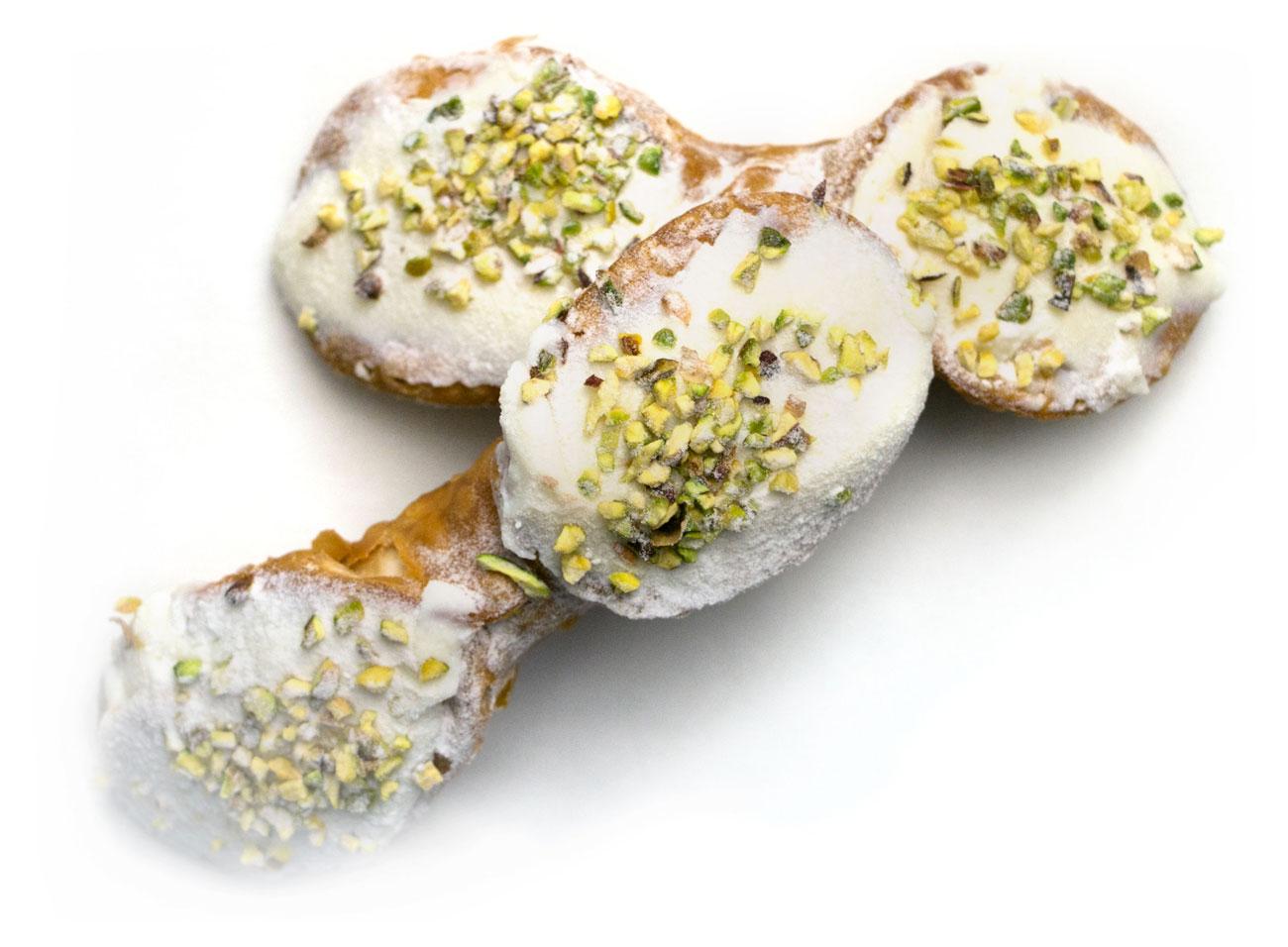 Cannoli Siciliani con Ricotta