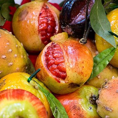 Frutta Martorana Messina